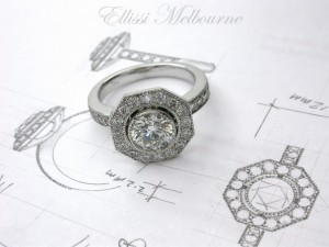 Contact us Ellissi Engagement Ring Design
