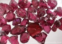 Birthstone for January: Garnet