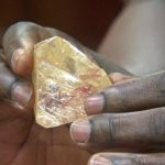 Great diamonds: This one is a whopping 706 carats!
